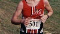 Jefferson Forest senior Shannon Saunders wins the AA girls race