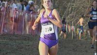 Ward is James River\'s number two finisher in seventh place at 20:01.