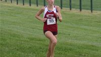 Stonewall Jackson\'s Kirsten Milot takes 3rd with a time of 19.29.92.