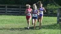Closing in on the mile mark, a pack of three now exists with Winsper, Ellis, and Ward.