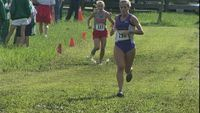 Traudt is the second finisher for James River at 20:31 for fifth place. Mills Godwin\'s Kate Otstott comes in behind Traudt to finish sixth overall (20:37).