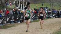Daniel Stewart and Tim Young check in with a 16:29 and 16:31 respectively.