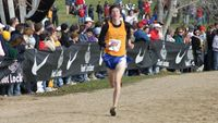 Andy Biladeau maintains his 4th place position with a time of 15:01